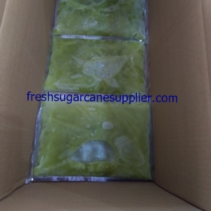 Frozen sugarcane juice supplier in california